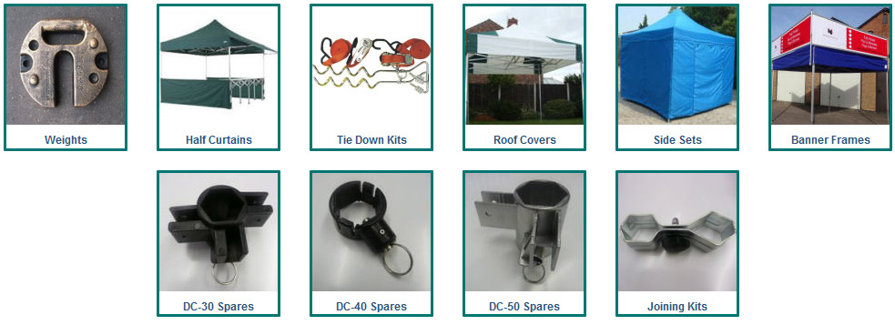 Canopy Tent Accessories and Spare Parts | Discount Canopy